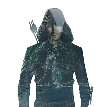 Arrow - Oliver by kirtash1