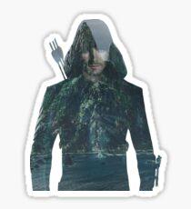 Arrow - Oliver Sticker