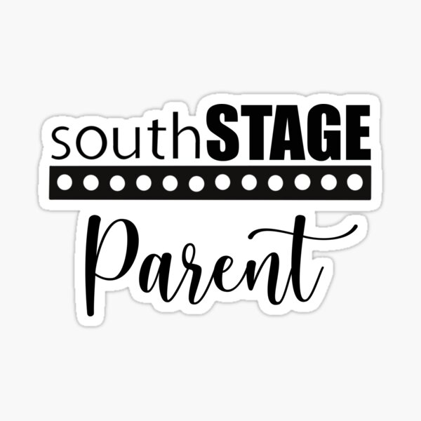 South Stage Parent Sticker