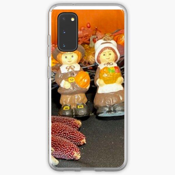 Pilgrims' Thanksgiving Samsung Galaxy Soft Case