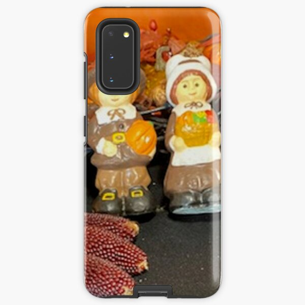 Pilgrims' Thanksgiving Samsung Galaxy Tough Case