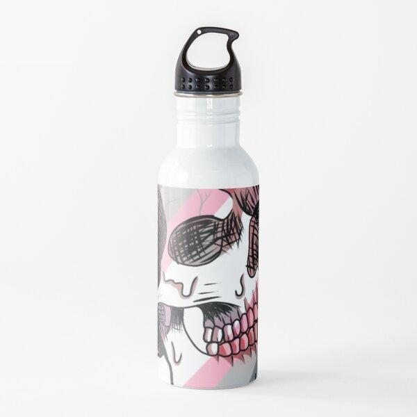 Demigirl melting skull  Water Bottle