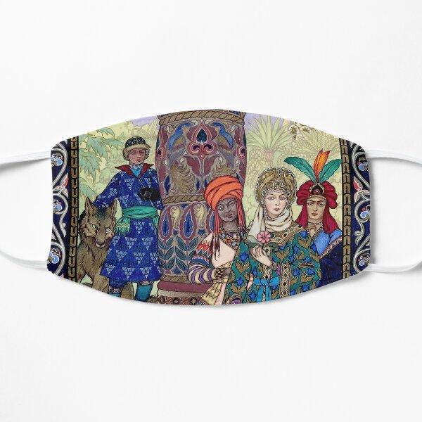 Ivan Sees the Fair Elena Boris Zvorykin Mask