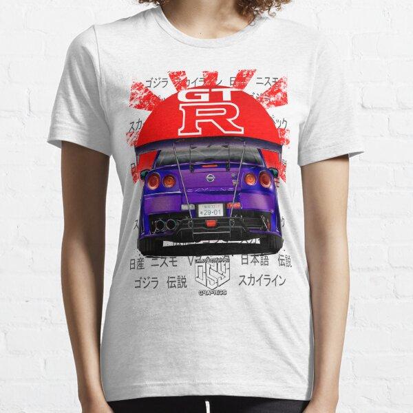 Nismo Skyline R34 (Midnight Purple) Essential T-Shirt