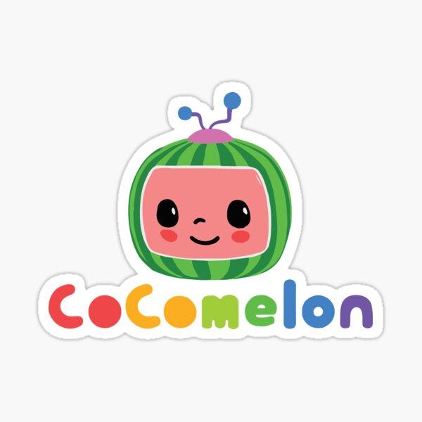 Cocomelon Nursery Rhymes Sticker