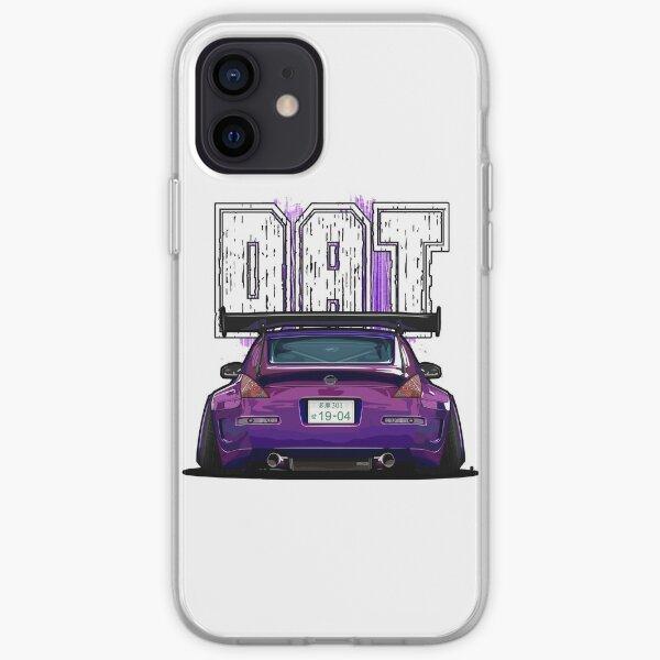 Nismo Fairlady 350Z Z33 Midnight Purple ( Dat Ass ) iPhone Soft Case