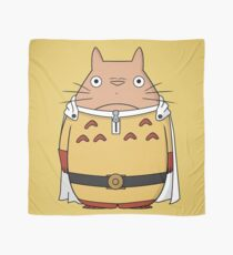 One punch Totoro Scarf
