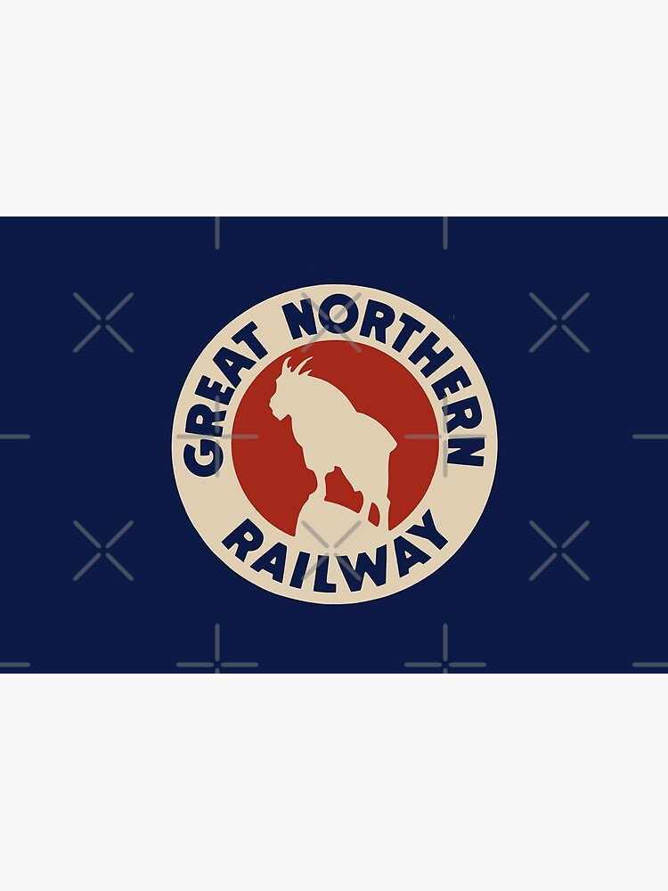 Great Northern Railroad by Pop-Pop-P-Pow