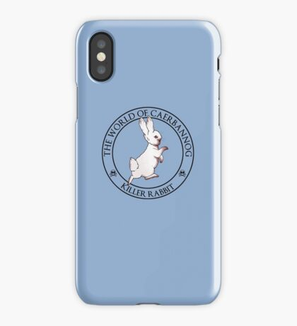The Tale of the Killer Rabbit iPhone Case/Skin