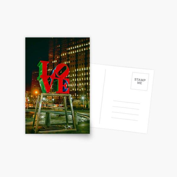 l.o.v.e. Postcard