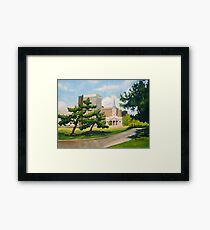Old Saint Louis Cathedral Basilica Framed Print