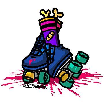 Wanna play Roller Derby? by Aviadora