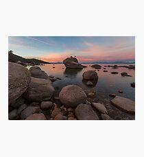 The East Shore - Lake Tahoe Photographic Print