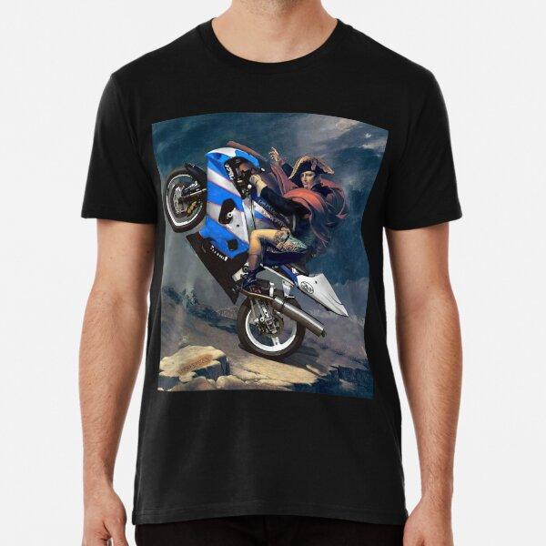Faites des Wheelies pour oublier vos sentiments T-shirt premium