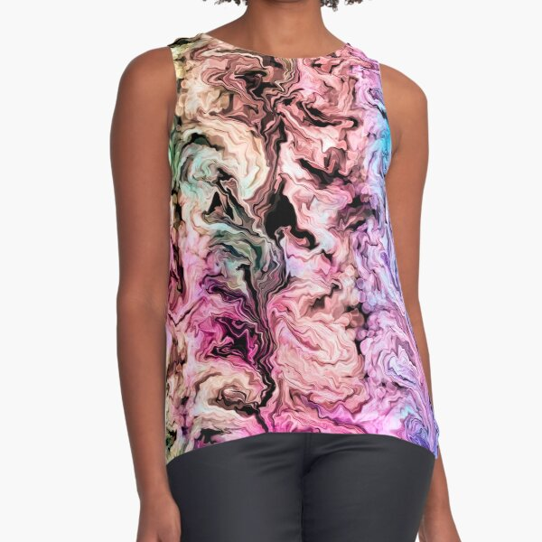 OreOcity Sleeveless Top