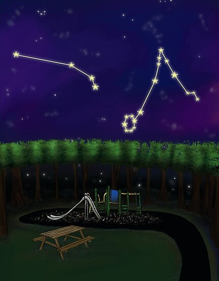 Celestial Meeting by Dahlton Loyd