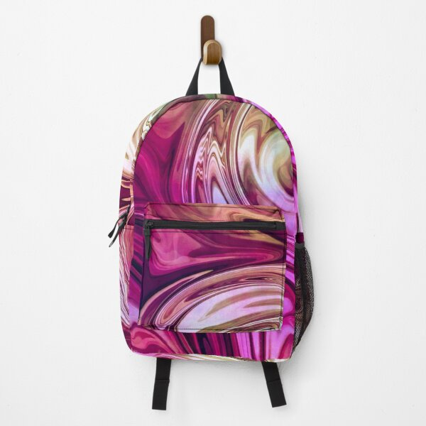 Succulent Swirls Backpack