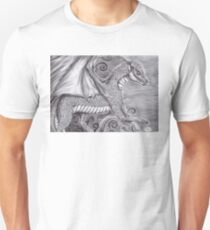 Ryu the dragon Unisex T-Shirt