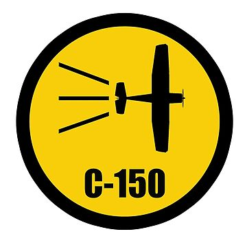 Cessna 150 by clubwah