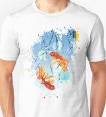 FISHES FENG SHUI T-Shirt