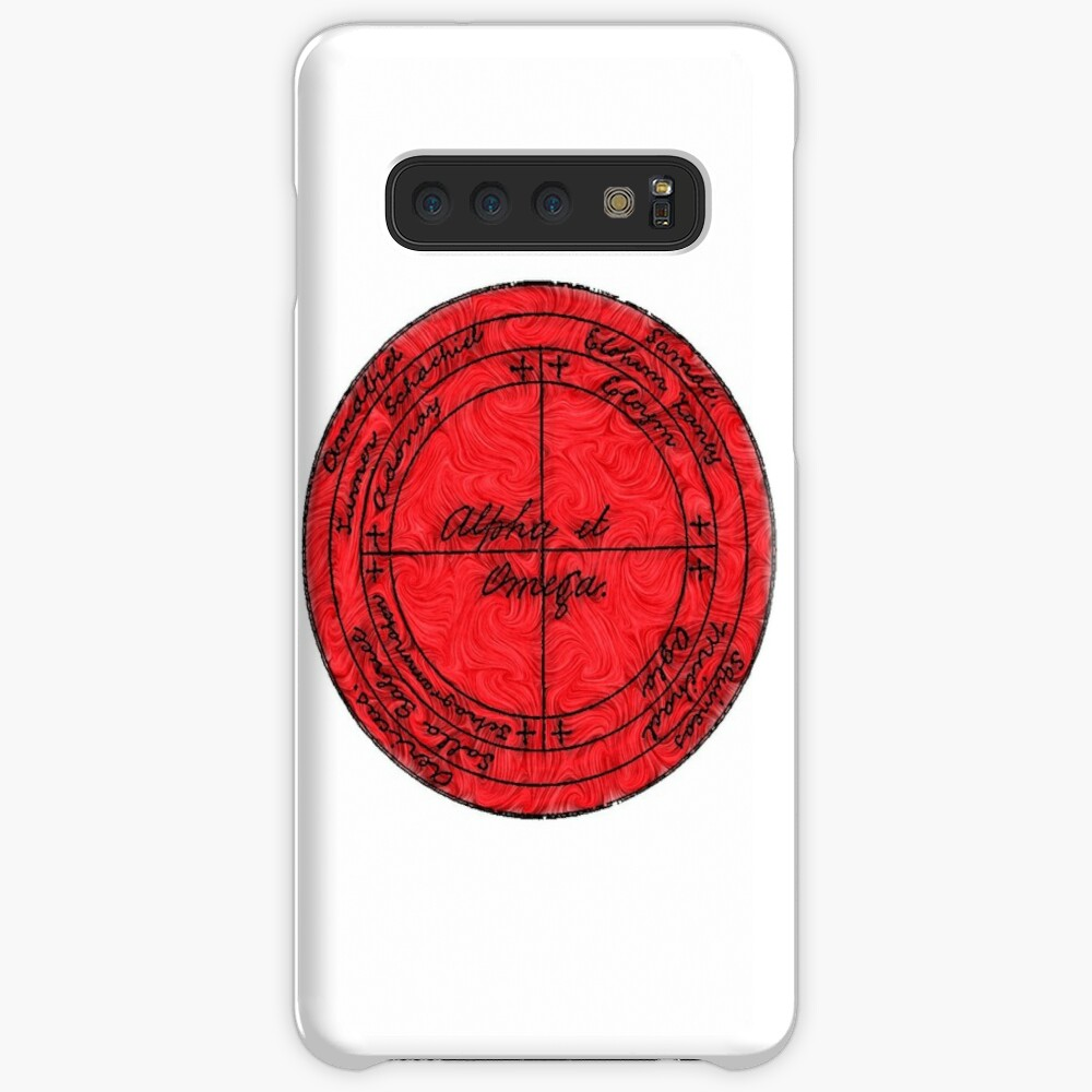 The Pentacle of Mars Case & Skin for Samsung Galaxy