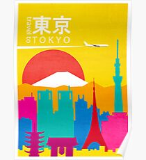 TRAVEL TO TOKYO Poster