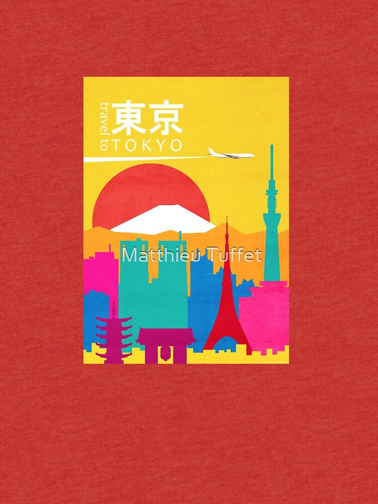 TRAVEL TO TOKYO by parisiansamurai