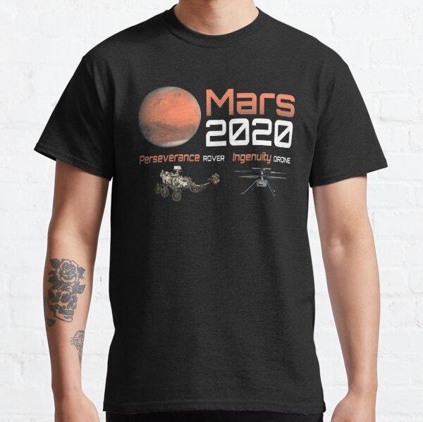 Mars 2020 Perseverance Classic T-Shirt