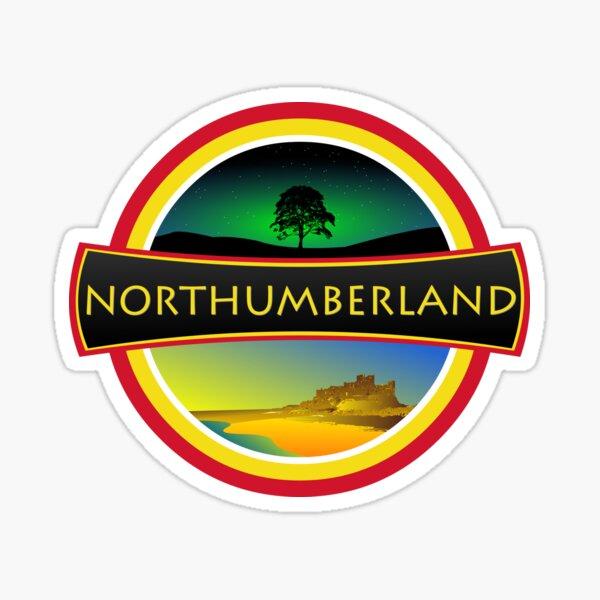 Northumberland Sticker