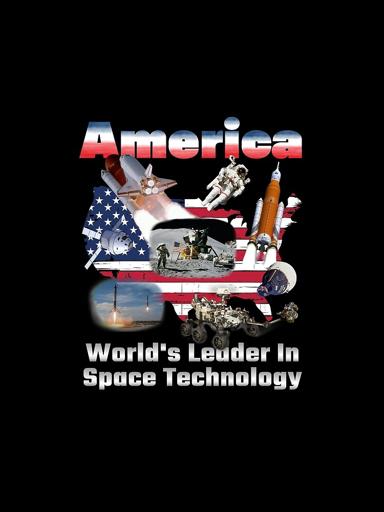 America, Leading the World in Space Tech by mikepil