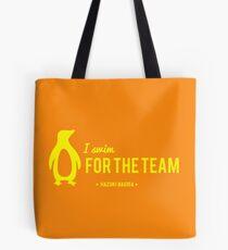For The Team - Hazuki Nagisa Tote Bag