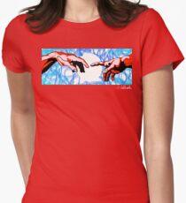 Michelangelo Women's Fitted T-Shirt