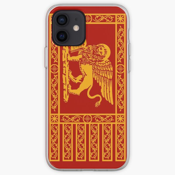 Venice Coat of Arms iPhone Soft Case