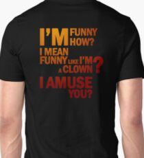 Goodfellas - I Amuse You? T-Shirt