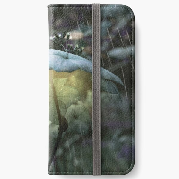 Faerie Umbrella iPhone Wallet