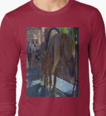 Horse and Carriage e01 T-Shirt