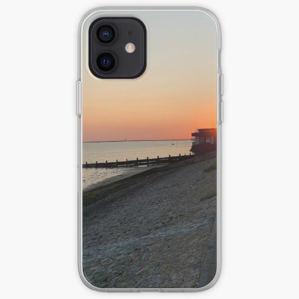 Southend Sunset iPhone Soft Case