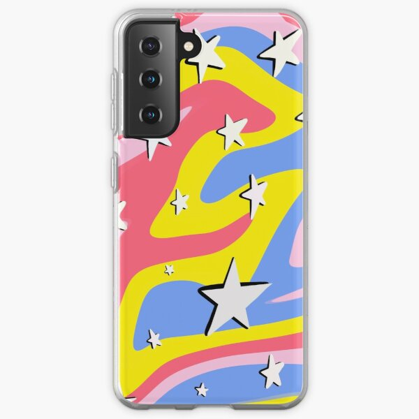 Stars on a Bright Day Samsung Galaxy Soft Case