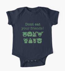 Don't Eat Your Friends Kids Clothes