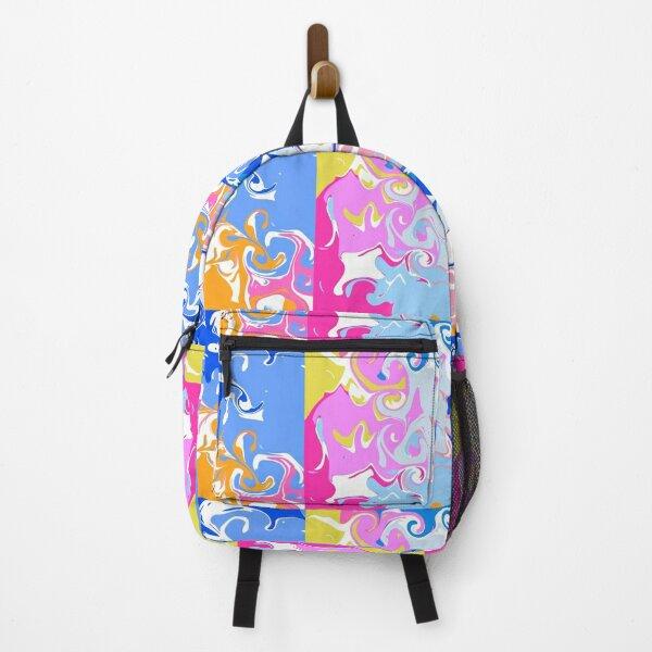 Bright Liquify Backpack