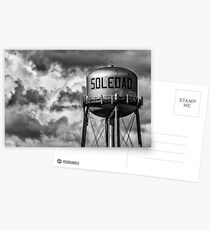 Of mice and men, Soledad, California Postcards