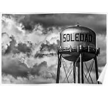 Of mice and men, Soledad, California Poster