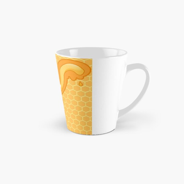 "Honey Axolotl ""Mark"" Tall Mug"