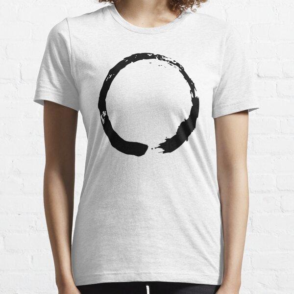 Zen Buddhist Enso Symbol Essential T-Shirt