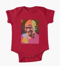 Pop Art Ghandi One Piece - Short Sleeve