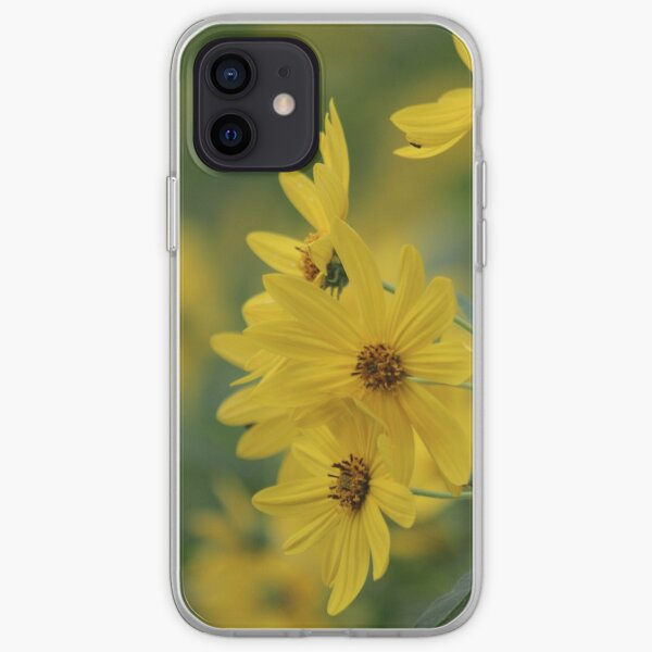 Yellow Daisey iPhone Soft Case
