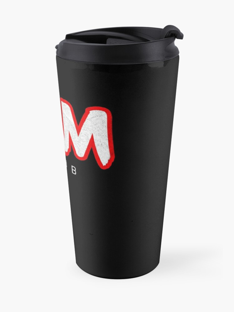 Alternate view of Gym Workout Motivation - Personal Trainer Coach - 4AM  Travel Mug