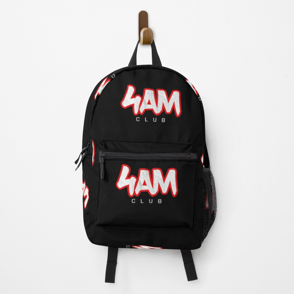Gym Workout Motivation - Personal Trainer Coach - 4AM  Backpack