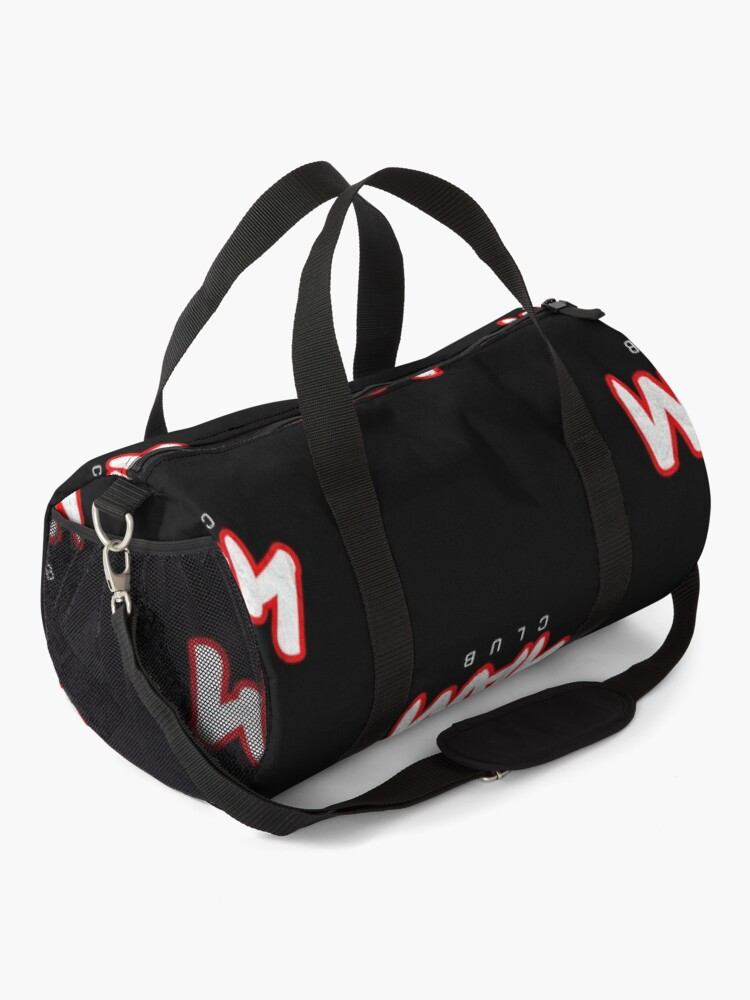 Alternate view of Gym Workout Motivation - Personal Trainer Coach - 4AM  Duffle Bag