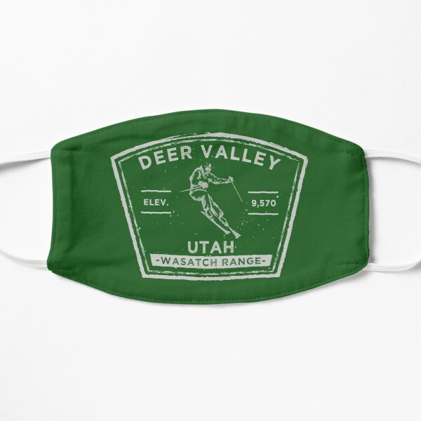 Deer Valley Utah Snow Skiing Mask